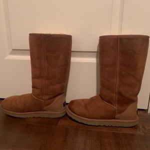 Classic suede uggs